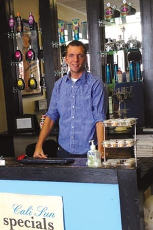 Jay Shelby, Owner of Cali Sun in Taylor, MI