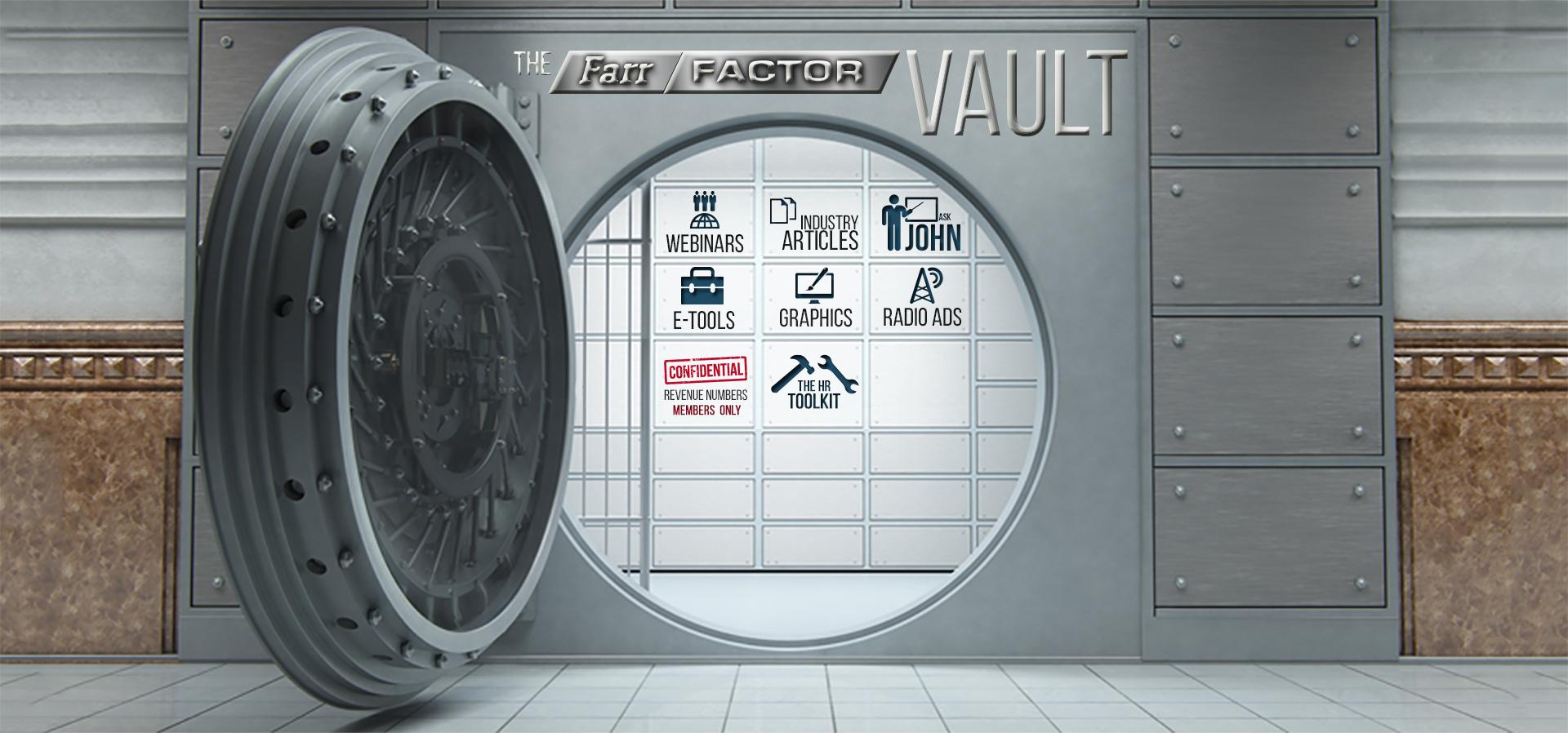 The Farr Factor Vault